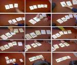 αρίθμηση αναγνώριση κατασκευή διάταξης 5 με χάρτινες κάρτες 02