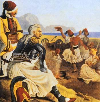 Ελληνική επανάσταση: 25η Μαρτίου 1821 (5/6)