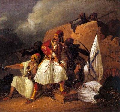 Ελληνική επανάσταση: 25η Μαρτίου 1821 (4/6)