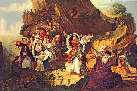 Ελληνική επανάσταση: 25η Μαρτίου 1821 (6/6)