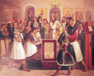 Ελληνική επανάσταση: 25η Μαρτίου 1821 (1/6)