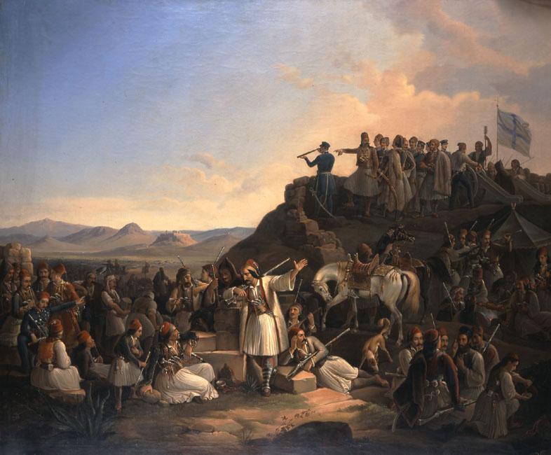 Ελληνική επανάσταση: 25η Μαρτίου 1821 (2/6)