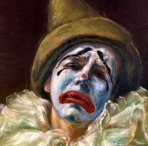 Umman Şahiner -Clown